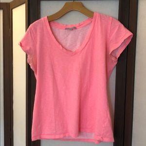 Gap neon shirt